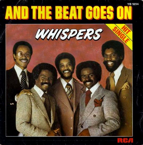 TheWhispers-AndTheBeatGoesOn